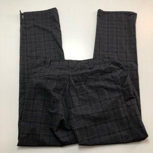 Oakley Mens Gray Pants Size 34